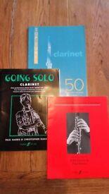 Clarinet Books