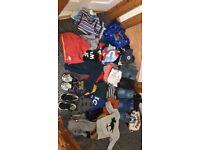 Bundle of boys clothes size 2/3 3/4