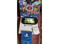 PS Vita (Sony Playstation Vita) 2016 LEGO Wi-Fi Edition With Sealed Downloadable Games