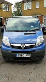 Vauxhall Vivaro, year of manufacture 2011, for sale / exchange