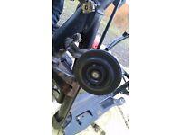 Piaggio NRG Power Horn