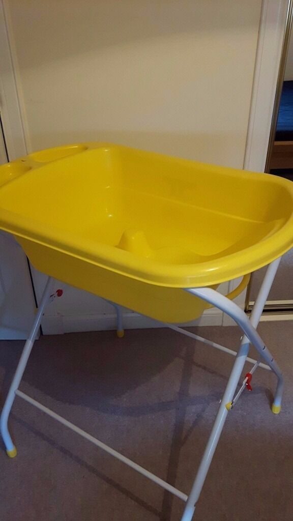 Argos baby bath and stand - excellent condition | in Haymarket ...