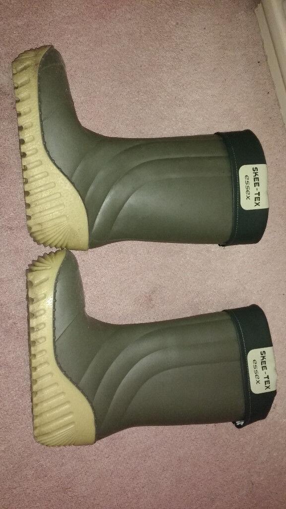 Skee-Tex Essex Boots - Size 9.5 (44)