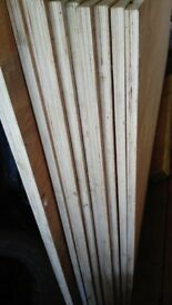 18mm hardwood faced plywood 14 sheets