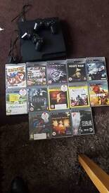 Ps3 and games 80 ono