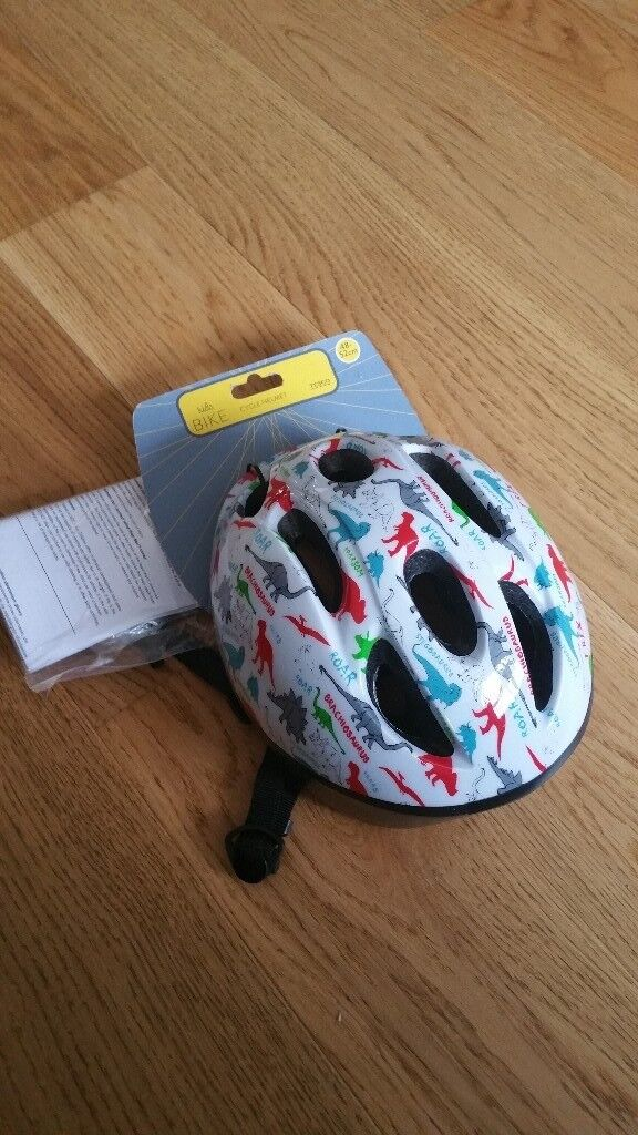 New childs cycle helmet