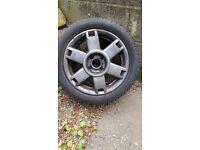 VW Lupo GTi Bathurst Alloy Wheel (1 of)