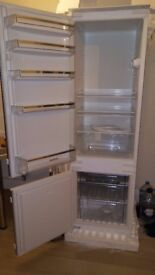 Siemens iQ100 KI38VX22GB build-in fridge/freezer