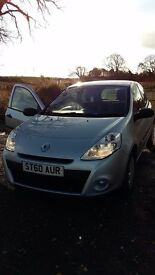 Silver Renault Clio Extreme 1.2 Petrol (60)