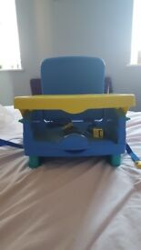 Kids dining chair booster seat