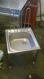 cleaners /janitor sink
