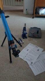 Childrens Microscope and Telescope