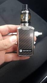 Vaporesso vaporizer Tarot Nano latest model +extras