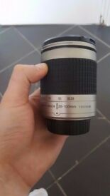 Nikon AF 28-100mm 1.3 - 5.6 g