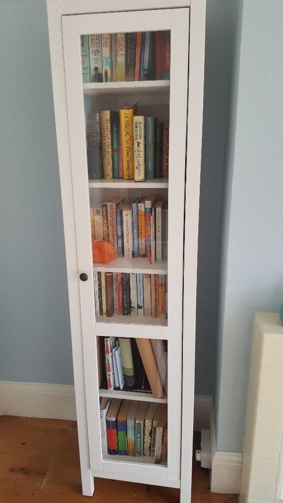 Ikea Hemnes bookcase cabinet