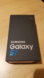 Samsung Galaxy S7 New