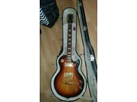 Gibson Les Paul Tobacco Sunburst