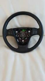 Volvo c30 v50 s40 steering wheel with cruise control