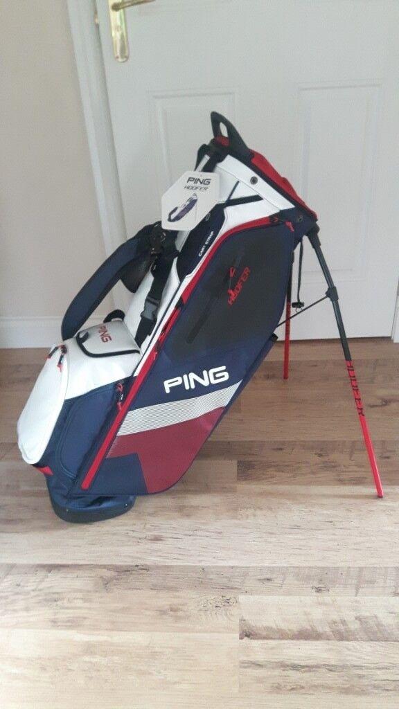 Brand New Ping Hoofer Golf Bag In Nairn Highland Gumtree