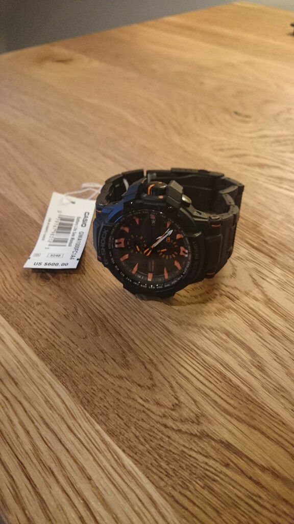 2c6fb4cce04 Casio G-Shock Aviation Sport Watch