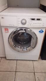 LG Direct Drive 7.5kg Washing Machine with 4 MONTHS WARRANTY