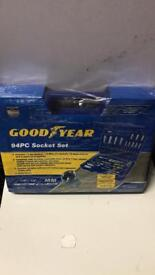 94 pice socket set GoodYear