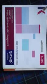 CIMA E2 Revision Notes Mini flip