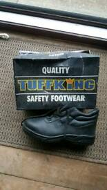 Safety Work boots new