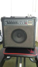 lead amplifier carlsbro scorpion