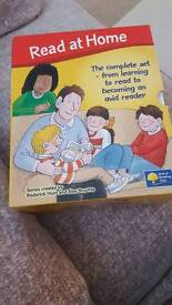 Read at home complete book collection