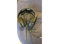 GioTeck Gaming Headphones (no Mic)