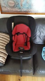 Spare car seat for child 0-4 years £40