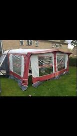Full size Tuscany awning to fit 875