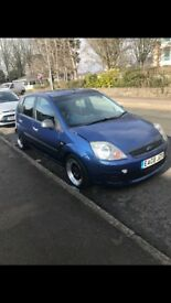 Ford Fiesta 1.4 low miles!!