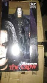 NECA 18 Inch the Crow action figure with sound new in box