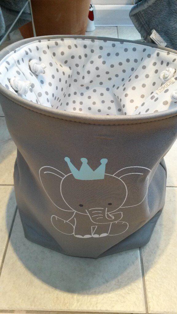 Elephant laundry basket for sale