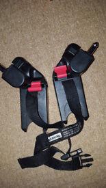 Car Seat Adaptor - Baby Jogger Maxi-Cosi (City Mini Series/Elite/Summit)