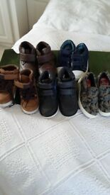 Boys shoes and boots