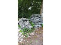 Lake District Slate (for paving or walling)