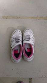 Nike trainers. Size 2.