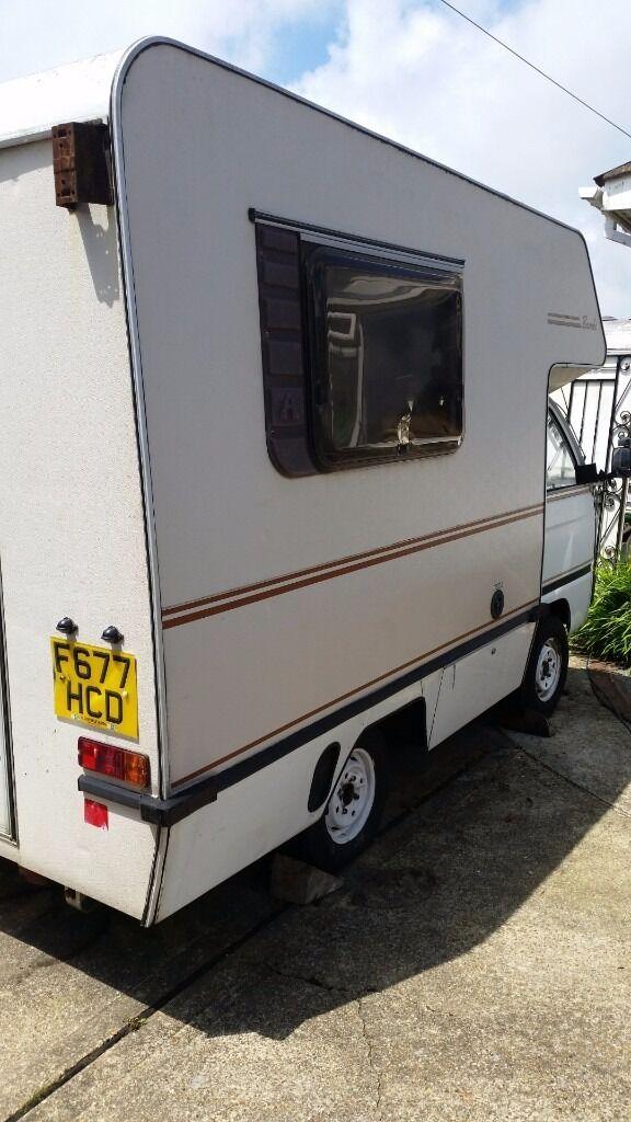Bedford Rascal Bambi Camper Motor Home For Sale Reg 1998