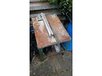 Table Bench Saw 110v