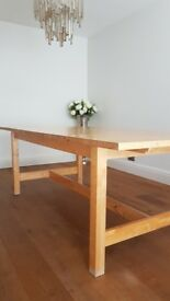 Ikea Extendable Dinning Table