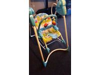 fisher price 3 in 1 rocking swing chair