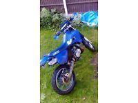 Yamaha dtr 125 2001