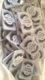Red cherry lashes joblot