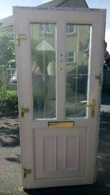 Upvc External Door