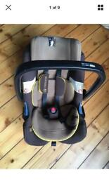 Concord Airsafe Baby Car Seat Carrier