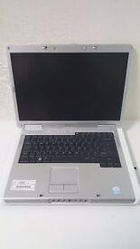 "Dell Inspiron 6400(Intel Pentium Dual Core T2130 1.86, 2GB RAM,160GB HDD,15.4"")DVD, WiFi,Windows7"