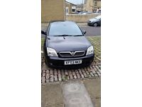 03 vauxhall vectra low mileage very good condition